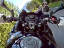 Yamaha TDM 900 vs. Sportbikes - hart am Limit