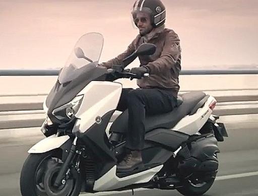 yamaha x max 400 der neue roller scooter. Black Bedroom Furniture Sets. Home Design Ideas