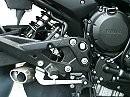 Yamaha XJ6 Diversion F - erste Eindrücke