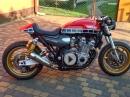 Yamaha XJR1300 MEGA Cafe Racer Umbau 60th Anniversary