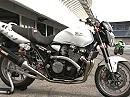 Yamaha XJR 1300 Motorradtuning Motorrad Klein PS Bridgestone Tuner GP 2011