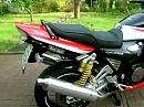 Yamaha XJR mit Speed Products Cobra Anlage mit db-Killer