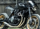 Yamaha XJR1300 Caferacer von K Speed Customs (Thailand)