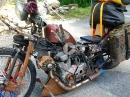 Yamaha XS-360 - Rat Bike: Geiler Typ, geiles Eisen, cooler Ride