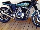 Yamaha XS400 Cafe Racer 1981 von Bare Bone Rides