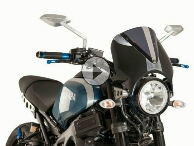 Yamaha Xsr  Accessories