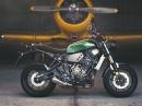 Yamaha XSR700 - Born tomorrow | Faster Sons