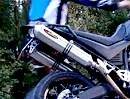 Yamaha XT 660 X with Akrapovic Exhaust