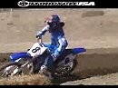 Yamaha YZ450F 2009 - Motocross First Ride