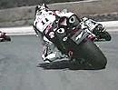 """Yamaha YZF-R1 2012: Ben Spies beim Herbrennen. """"Ich geb Euch 5 Sekunden Vorsprung"""" Geil ankucken!"""