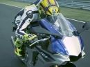 Yamaha YZF R1 2015 - 200 PS und YZR-M1-Technologie