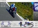 Yamaha YZF R1 - Die NEUE R1 in Sugo auf einer schnellen Runde