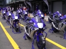 Yamaha YZF-R1 first ride in Australien, Bericht via MCN