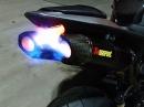 Yamaha YZF-R1 mit Akrapovic Racing ZC2 Komplettanlage - Sound great
