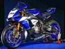 Yamaha YZF-R1 - Racebike 2015 - Erste Bilder, Details
