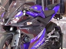 Yamaha YZF-R125 2015 Exklusive via MCN