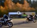 Yamaha YZF-R1M vs. Kawasaki H2 vs. Aprilia RSV4 - Kompressorpower