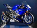Yamaha YZF-R6 Racing Version - Einsatz in der Supersport WM (SSP)