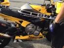 Yamaha YZR-M1, 60th Anniversary Hört sich böse an und sieht geil aus