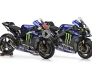 Yamaha YZR-M1 Mj: 2021 / Maverick Vinales, Fabio Quartararo