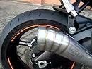 Yoshimura GP 3 Evo Auspuffanlage Suzuki GSXR 600 k9 ohne Kat