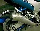 Yoshimura GP EVO II an Kawasaki ZZR 1100 Hammersound