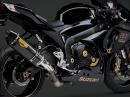 Yoshimura Suzuki GSX-R1000 2014 Weltweit nur 45 Stück!