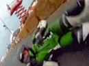 Kawa Z800 (Z-Cup) Fishtown, Bremerhaven Crash zu viel gewollt