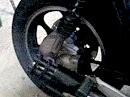 Tailgunner (U.S.) auf Devilanlage adaptiert - Kawasaki Z1300