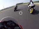 Zandvoort onboard Honda CBR600RR