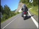 Übern Zellerain bei Mariazell hinter Suzuki Hayabusa