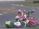 Superbike WM 1994 - Zeltweg (Österreich) Race 2 Zusammenfassung