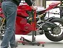 Zentralständer für Ducati 1199 Panigale von Bike-Tower