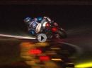 Zieleinlauf - Oschersleben (8H) FIM Endurance WM 2016 - Highlights letzte Stunde