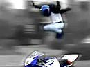 Ziemlich abgefahren der Junge - Manu auf Suzuki GSX-R Crazy Stuff!!!