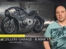 Zillers Garage - BMW Custombike, Neue Streckensperrung uvm by Motorrad Nachrichten