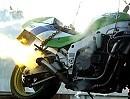 Zoef Treffen 2012 - eine Kawasaki stirbt langsam und qualvoll
