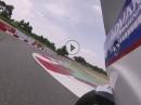 Zolder onboard Streckenerklärung mit Markus Reiterberger bei IDM 2017 - überragend schnell