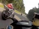 Zolder onboard Yamaha R1 - 1:35.856 (26.07.2012) - eine Runde