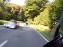 Zotzenbach im Odenwald - Bergrennstrecke mit BMW R1200 GS