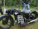 Zündapp K500 Bj.: 1938 - alt, aber läuft wie ein Uhrwerk