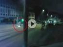 Blitzer von Vandalen an Straßenbahn gebunden