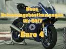 Zulassungsbestimmungen 2017, Euro 4 Auflagen - Top und umfassend von Motorrad Nachrichten