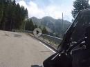Zum Giogo del Maniva über San Colombano mit BMW R1250GS