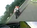 Zwei Runden in Anneau du Rhin 2010 - onboard