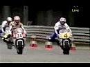 Packender Zweikampf Schwantz, Itoh, Beattie - Grand Prix Hockenheim 1993