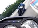Brünn 25.06.11 onboard Kawasaki ZZR 1100