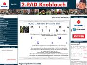 2 Rad - Knoblauch