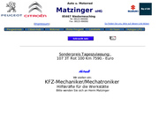 Auto Matzinger OHG