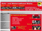 Auto + Motorradhaus Mainz